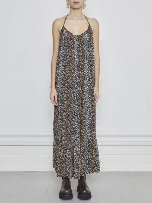 Taylor leopard dress