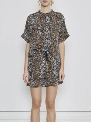 Taylor leopard shirt
