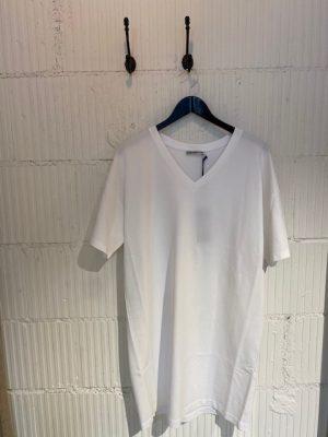 Witte Kabelle jurk Drykorn
