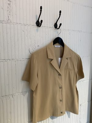 Selia SS shirt Moss Copenhagen